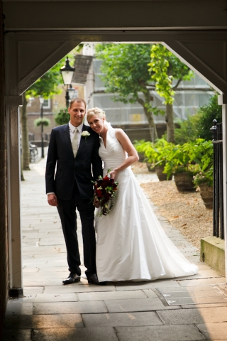Grays Inn Wedding, Holborn, London.