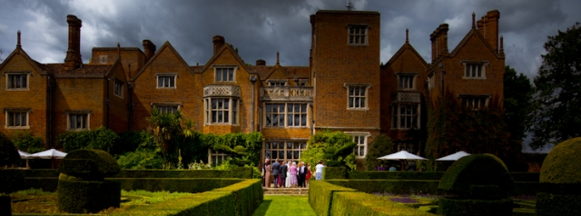 Great Fosters Wedding Venue in Surrey