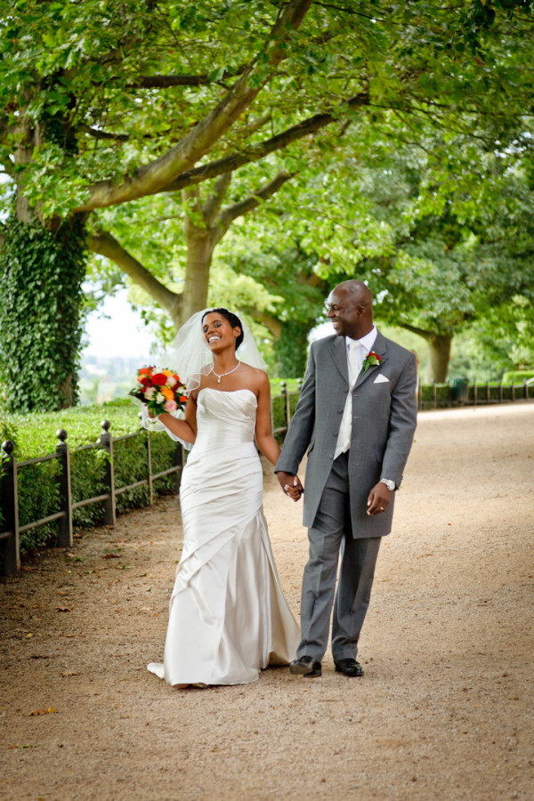 London Wedding Photographer Richmond Hill - Happy Day